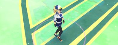 ポケモンGO移動速度画像
