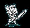 剣士(ケリ姫)の画像