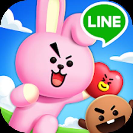 LINE ハローBT21画像
