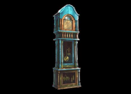 ウィーズリー家の時計の画像