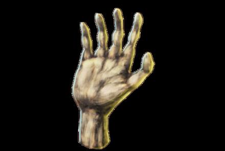 輝きの手の画像