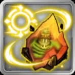 光芒の憤怒核 メダル
