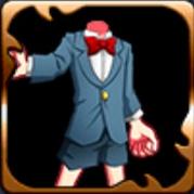 探偵スーツのアイコン