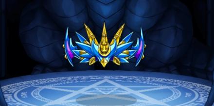 蒼魂神冠ゼルサークレットΩの画像