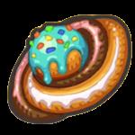 [宇宙ドーナツのアイコン