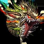[爪撃の忠竜]ガライオの画像