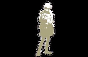 若き日のルーナ・ラブグッドの画像