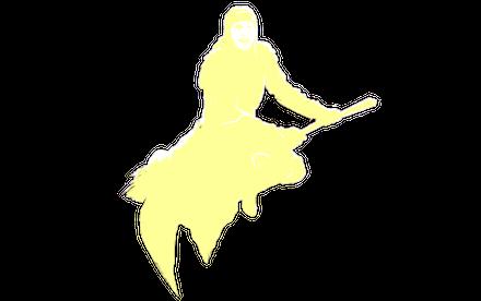 クイディッチのキーパー・ロンの画像