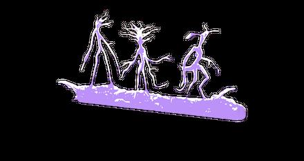ボウトラックルの枝の画像