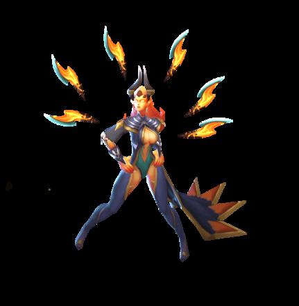 星2魔女のリリスの画像