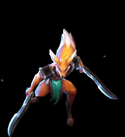 火狐ハンターの画像