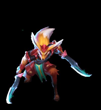 星2火狐ハンターの画像