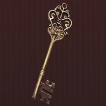骸骨の鍵の画像
