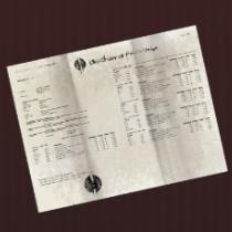 グリムの学業成績の画像