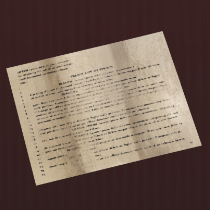 消えたロンドンの5人に関する議事録の画像