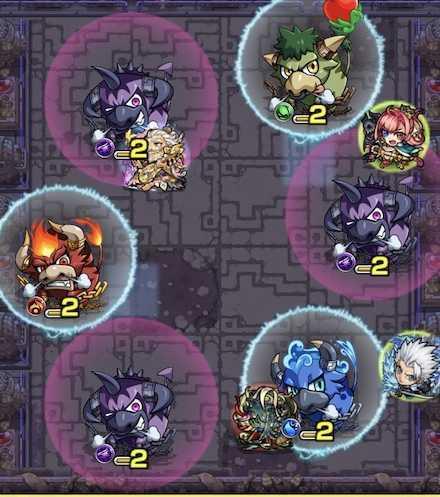 常闇の神殿 修羅場ステージ2