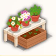 盆栽セットの画像