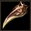 ゼブレクイの牙の画像