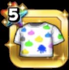スライム水玉Tシャツ