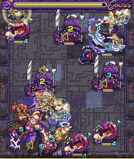 常闇の神殿 修羅場2ボス3