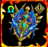 蒼魂神盾ゼルシールドΩのアイコン