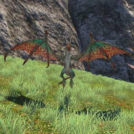 グリーングライダーの画像