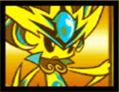 天雷の精霊王ギガボルトの画像