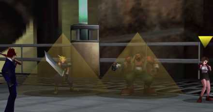 タークス:レノ ピラミッド