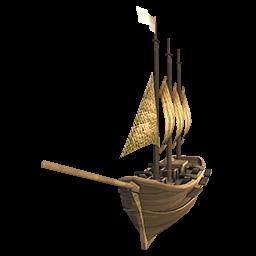 ムアン船の画像
