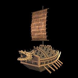 亀船の画像