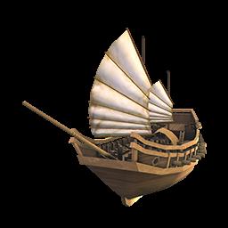 テベク船のアイコン画像