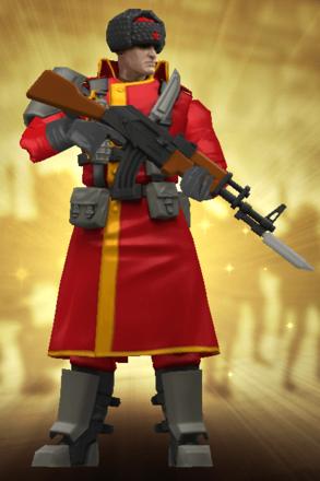 星4ペトロフ隊長