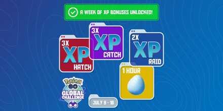Xp ポケモン go 【ポケモンGO】ほしのすなやXPの獲得方法と獲得量