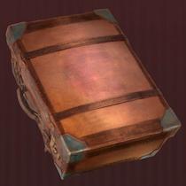 グリムのスーツケースの画像