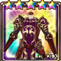 紅焔の緋鎧の画像