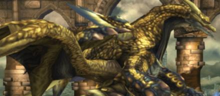 ゴールデンドラゴンの画像