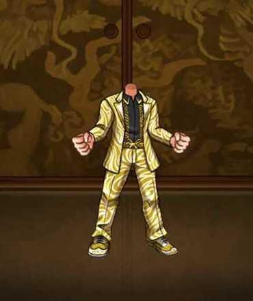 ゴッドスーツの画像