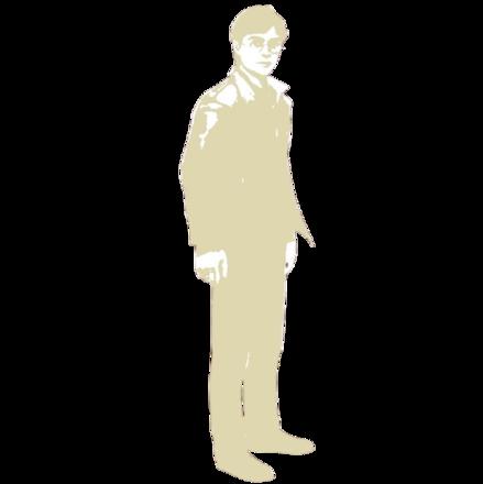 若き日のハリー・ポッターの画像