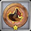 黒魔道士の闘志メダルの画像