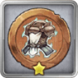 ナイトの信念メダルの画像