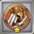 ワイトクイーンメダルの画像