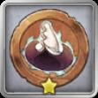 白魔道士の信念メダルの画像