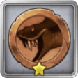 ベノムスネークメダルの画像