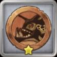 マリンデビルメダルの画像