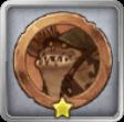 ボウゴブリンメダルの画像