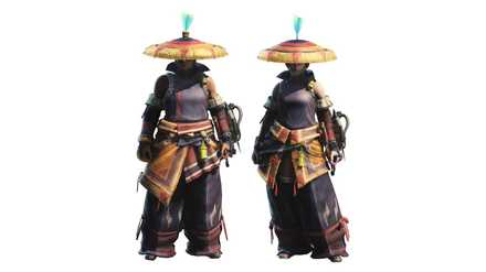 Yukumo Layered Armor