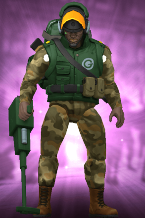 星4爆弾処理部隊