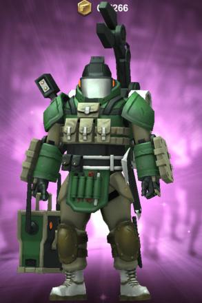 星5爆弾処理部隊