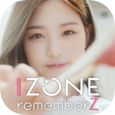 IZ*ONE remember Zの画像