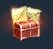 輝く武器強化の巻物箱画像